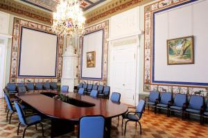 В день рождения Председателя Государственной Думы экскурсантам покажут его кабинет