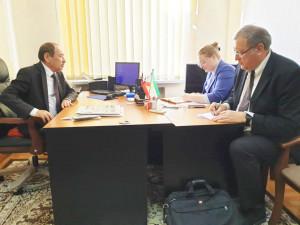 Международные наблюдатели от МПА СНГ провели ряд встреч в рамках долгосрочного мониторинга выборов Президента Таджикистана
