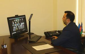 Студенты азербайджанских вузов приняли участие в интернет-олимпиаде «Избирательные системы стран мира»