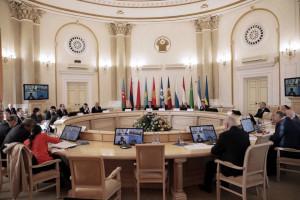 Состоялось очередное заседание Совета постпредов стран СНГ