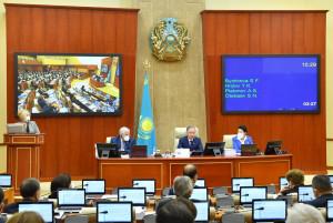 Депутаты Республики Казахстан одобрили законопроект о противодействии семейно-бытовому насилию