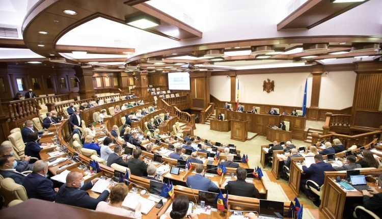 Moldovan MPs Held First Plenary Meeting of Autumn-Winter Session