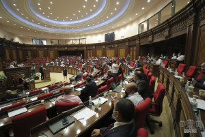 National Assembly of Republic of Armenia to Establish a Commission to Fight COVID-19