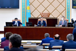 Kazakhstan MPs Supported Concept of Draft Law in Field of Specially Protected Natural Areas
