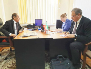 IPA CIS International Observers Held a Number of Meetings Within Long-Term Monitoring of Presidential Elections in Tajikistan