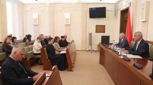 Владимир Андрейченко: Мероприятия по линии МПА СНГ — в числе приоритетов белорусских парламентариев