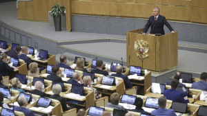 Vyacheslav Volodin Called on Russian MPs to Step-Up Efforts in Inter-Parliamentary Institutions