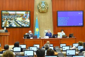 Mazhilis of Parliament of Republic of Kazakhstan Approved Legislative Amendments on Cultural Issues
