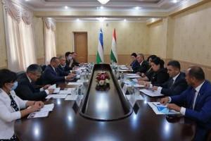 Uzbekistani and Tajikistani MPs Discussed Cooperation Issues
