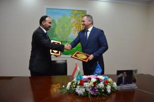 Подписаны соглашения между Секретариатом Совета МПА СНГ и двумя ведущими вузами Таджикистана