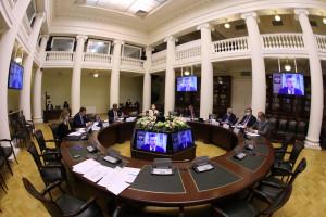 Постоянная комиссия МПА СНГ по политическим вопросам и международному сотрудничеству одобрила проект положения об участии наблюдателей в деятельности Ассамблеи