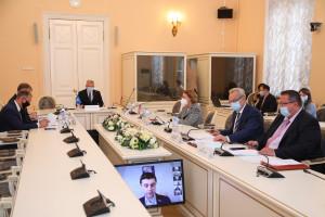 В Таврическом дворце обсудили вопросы гармонизации законодательства в сфере безопасности и противодействия новым вызовам и угрозам