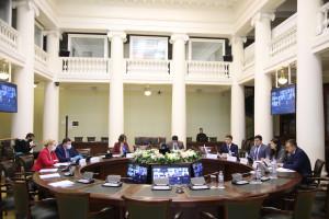 Члены ММПА СНГ обсудили вопросы патриотического воспитания и приняли Обращение к молодежи Содружества в связи с 75-летием Победы