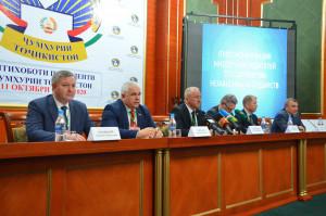 Миссия наблюдателей от СНГ дала оценку выборам Президента Республики Таджикистан