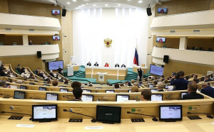 Russian Senators Discussed Draft Federal Budget
