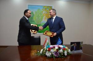 IPA CIS Council Secretariat Signs Agreements with Leading Tajik Universities