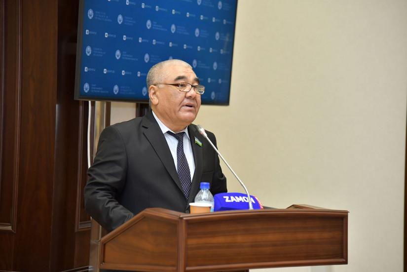 Сенат Олий Мажлиса Республики Узбекистан одобрил закон «О правах лиц с инвалидностью»