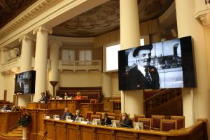 В Таврическом дворце проходит научно-практическая конференция в честь 150-летия со дня рождения В.И. Ленина