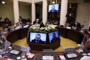Парламентарии стран СНГ одобрили ряд модельных законопроектов в сфере аграрной политики, природных ресурсов и экологии