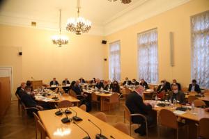 В Таврическом дворце обсудили вопросы обеспечения биобезопасности стран СНГ в условиях пандемии COVID-19 и гриппа