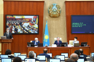 Kazakh MPs Adopted in First Reading Amendments Concerning Regulation of Agency Work