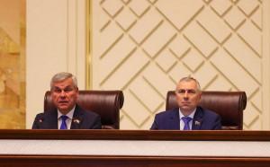 Белорусские депутаты рассмотрели десять законопроектов