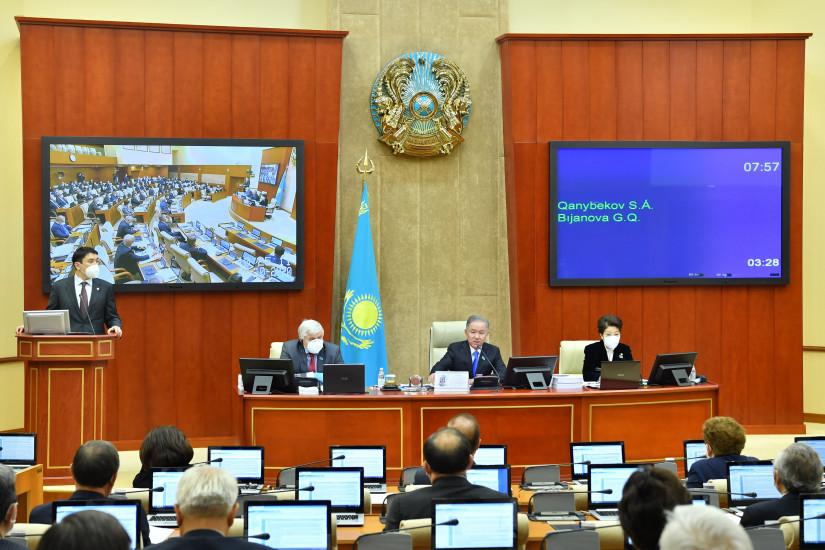 Мажилис Парламента Республики Казахстан одобрил в первом чтении проект нового Экологического кодекса