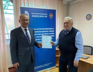 Директор МИМРД и глава Института юридических, политических и социологических исследований АН Молдовы обсудили вопросы сотрудничества