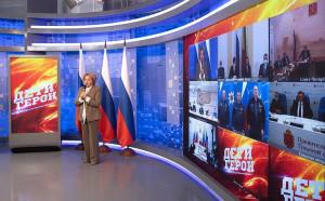 Российские сенаторы наградили медалями детей и подростков за личное мужество в экстремальных ситуациях