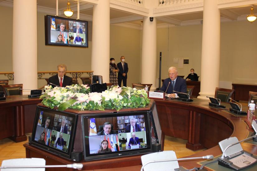 Дмитрий Кобицкий: Необходим дополнительный импульс развитию экономического партнерства на пространстве Большой Евразии
