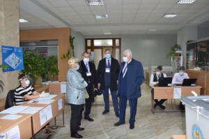 IPA CIS Observers Visit Opening of Polling Stations at Presidential Elections in Republic of Moldova