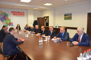 Участники избирательной кампании в Молдове поделились мнениями о ходе второго тура с наблюдателями от МПА СНГ