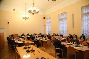 Issues of Ensuring CIS Biosafety in Context of COVID-19 Pandemic and Influenza Discussed in Tavricheskiy Palace