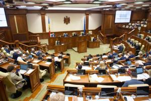 Парламент Республики Молдова одобрил ряд законопроектов в области денежно-кредитной и социальной политики