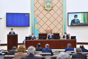 Senate of Parliament of Republic of Kazakhstan Amends Tax Code