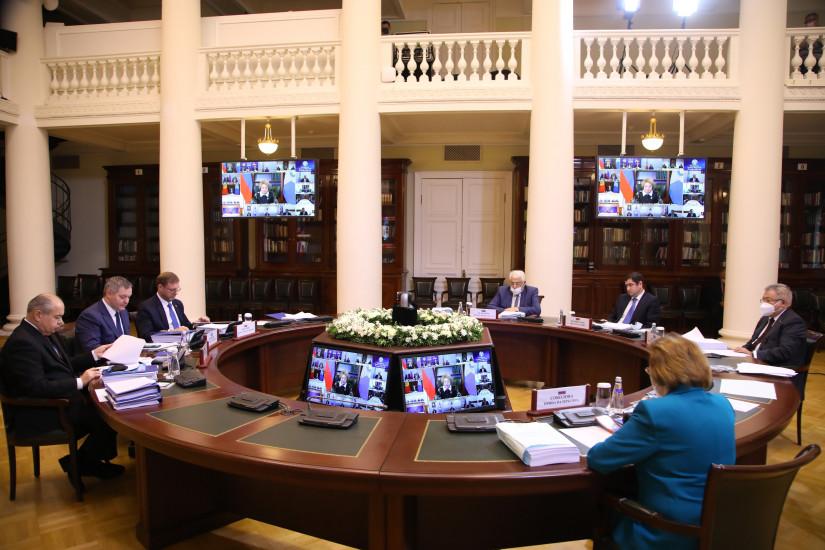 Состоялось 51-е пленарное заседание Межпарламентской Ассамблеи СНГ