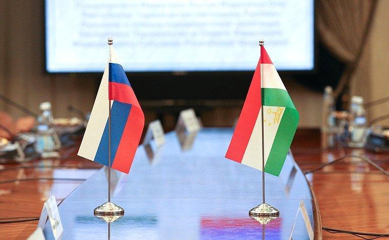 Валентина Матвиенко и Рустами Эмомали обсудили вопросы парламентского взаимодействия