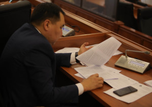 Депутаты Кыргызской Республики внесли поправки в законы о строительстве