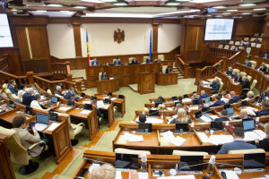 Parliament of Republic of Moldova Approves Number of Draft Laws on Monetary and Social Policy