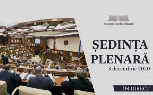 Парламент Республики Молдова проголосовал за законопроекты, направленные на улучшение доступа населения к лекарствам