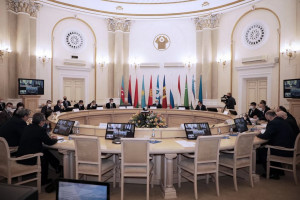 CIS Council of Permanent Plenipotentiary Representatives Held Regular Meeting Under Chairmanship of Uzbekistan