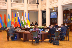 В Таврическом дворце обсудили роль английского парламентаризма в деятельности Государственной думы Российской империи