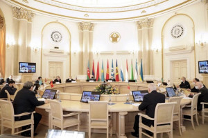 Council of CIS Foreign Ministers Held Meeting Under Chairmanship of Uzbekistan