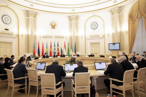 Meeting of CIS Council of Permanent Plenipotentiary Representatives Took Place in Minsk