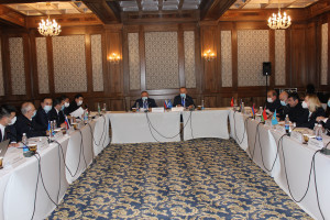 Наблюдатели от МПА СНГ определили порядок работы на досрочных выборах Президента Кыргызской Республики