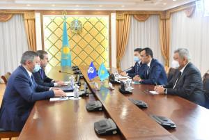 Маулен Ашимбаев: До парламентских выборов в Казахстане прошли серьезные политические реформы