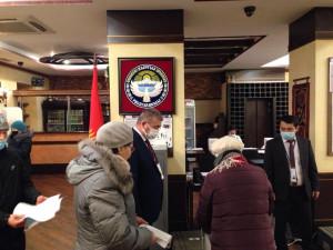 Президентские выборы в Кыргызстане: на зарубежных участках работают наблюдатели от МПА СНГ