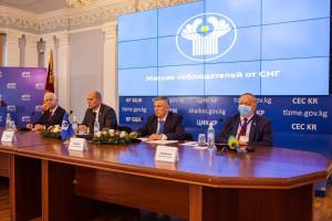 Наблюдатели от СНГ отметили организованность и прозрачность голосования в Кыргызской Республике