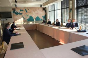 IPA CIS Observers Met With Leadership of OSCE ODIHR Observer Mission