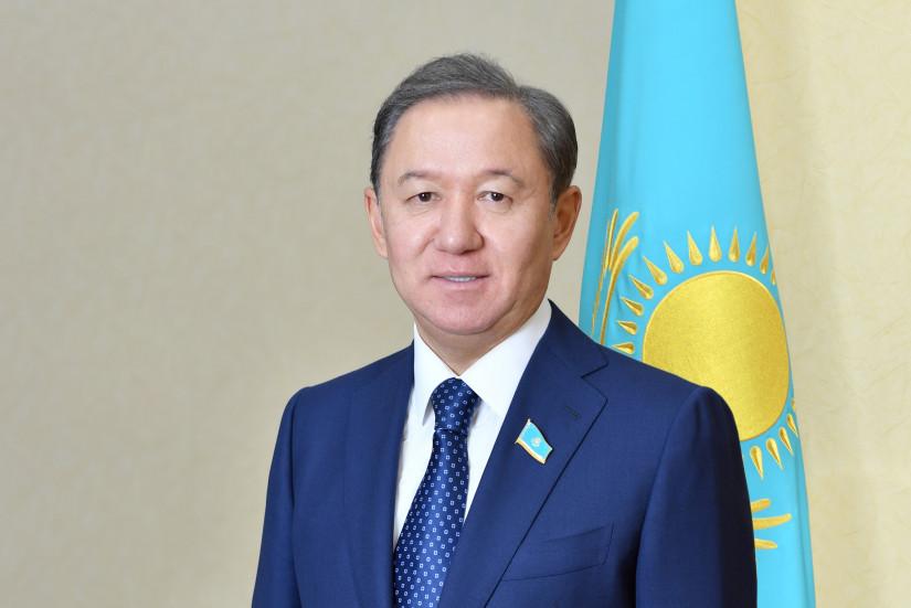 Nurlan Nigmatulin Elected Speaker of Mazhilis of Parliament of Republic of Kazakhstan